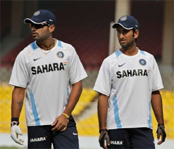 Rahane, Pujara in race to open if Dhawan is finally ruled out