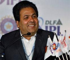 No threat to IPL matches: Rajiv Shukla