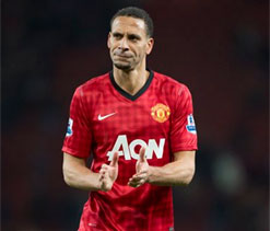 Ferdinand`s decision to pull out signals end of international career