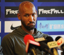 Anelka targets two trophies with Juventus