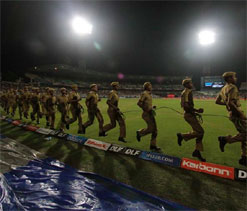 Lankan players association concerned about safety during IPL