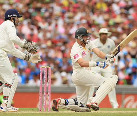 I would have struggled against Indian spinners: Hussey