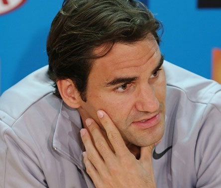 Naive to think tennis is doping-free: Federer