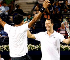 Bhupathi-Llodra win Dubai ATP event