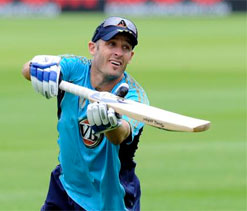 Flattered but Michael Hussey won`t come out of retirement
