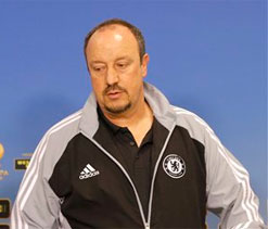 Venkys-owned Rovers eyeing Benitez as next manager
