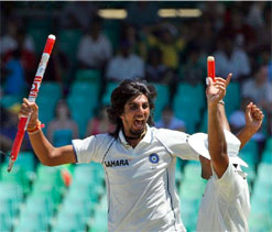 Australia cannot play well in India: Ishant