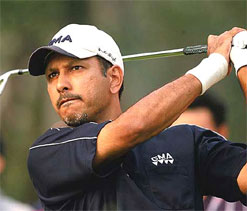 Jeev tied on 26th, Maybank Open hit by thunderstorms again