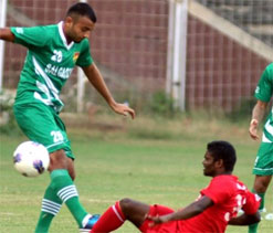 Salgaocar take on Mumbai FC