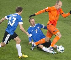 World Cup qualifiers: Netherlands maintain 100% record