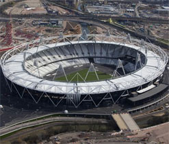 London Olympic stadium becomes West Ham`s new home