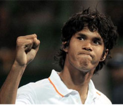 Somdev to face Djokovic in 3rd round of Miami Masters