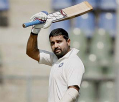The match is evenly poised: Murali Vijay