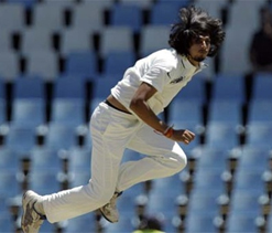 Ishant Sharma fined for breaching ICC Code of Conduct