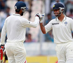 Cricketing world congratulates India