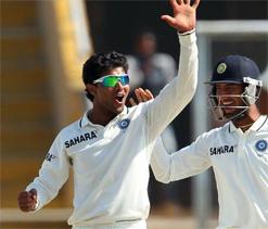 Ravindra Jadeja credits Ashwin for his success