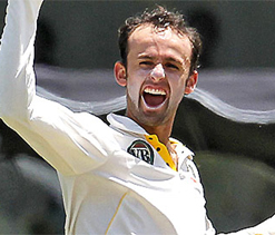 Australia ruing, not sledging against India: Nathan Lyon