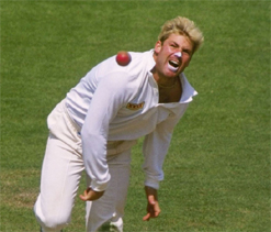 Warne predicts 148-run target for India
