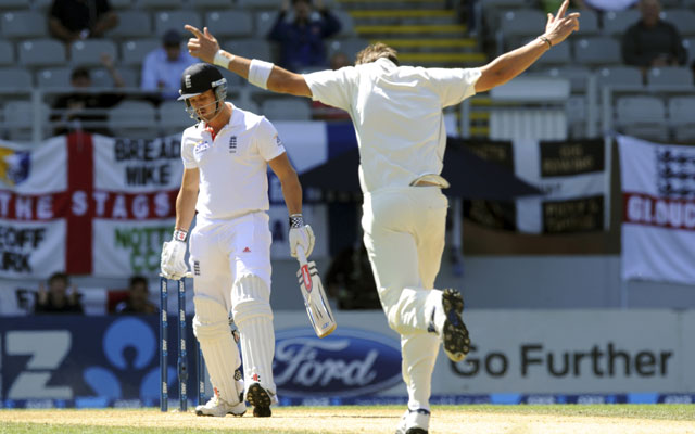Auckland Test: New Zealand six wickets away from victory