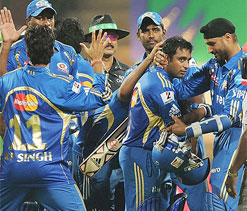 Mumbai Indians start training camp for IPL