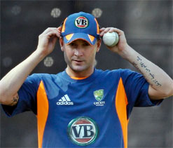 Injury rules out Michael Clarke from IPL