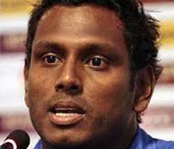 Angelo Mathews to lead Pune Warriors in IPL 6