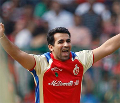 Zaheer skips nets again, keeps himself busy with sprint