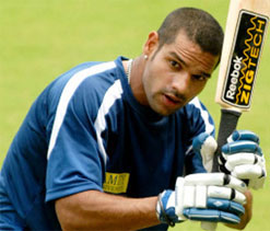 Dhawan to miss Sunrisers Hyderabad first game on April 5