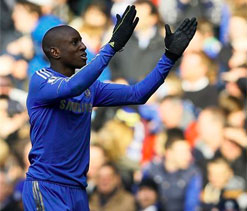 Ba helps Chelsea beat West Brom