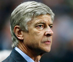 Wenger challenges Arsenal players to perform or perish