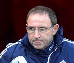 Sunderland sack boss O`Neill following poor run of results