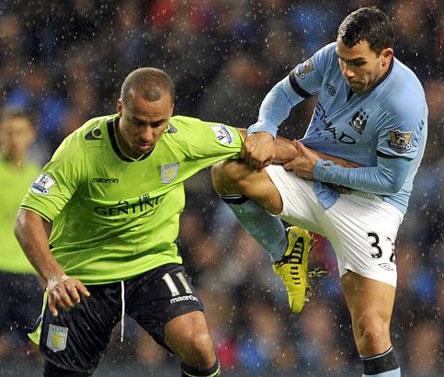 Lambert believes Villa can beat Man City