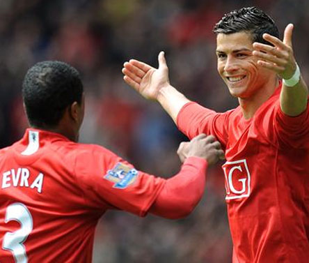 Man United must use `love` as a weapon against Ronaldo: Evra