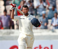 Cheteshwar Pujara says he was under pressure to perform