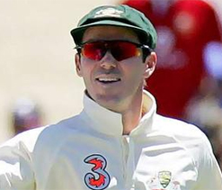 Where was the fight, Martyn asks Australian team