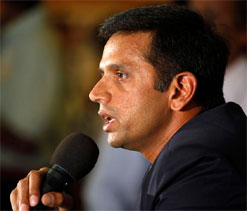 Selectors must take call on Sehwag`s fate as opener: Dravid