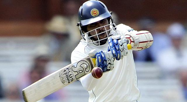 1st Test, Day 1: Sri Lanka on top after Sangakkara's ton