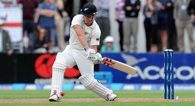 NZ vs England 1st Test, Day 3: Rutherford scores ton as hosts take huge lead