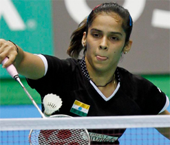 Saina Nehwal reaches semis of All England Championship
