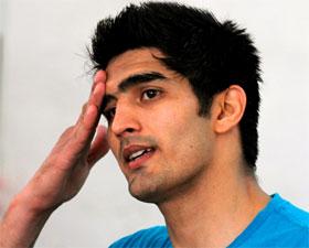 Olympian Vijender Singh refutes drug link