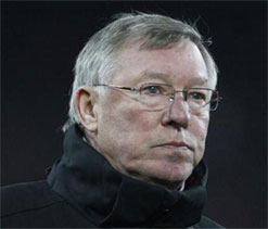 Fergie blames referees for costing United three more European Cups