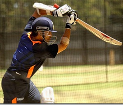 Tendulkar grinds at nets with Ponting in tow