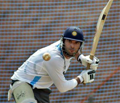 Yuvraj fit to represent struggling Warriors against Royals