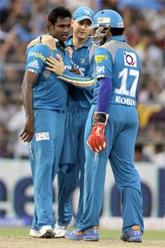 IPL 2013: Pune Warriors vs Rajasthan Royals- Preview