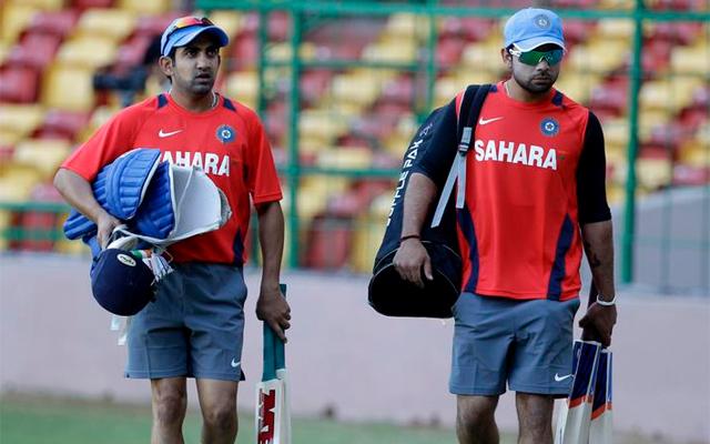 Gambhir-Kohli involved in ugly on-field spat