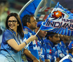 MI dedicate tie against Pune Warriors to underprivileged kids