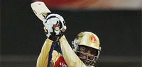 IPL 2013: Gayle leads the charge as RCB thrash Kolkata Knight Riders