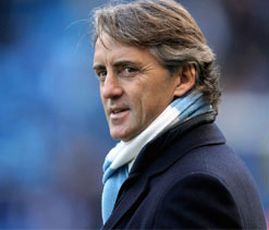 Mancini says 'no pressure' ahead of 'must-win' FA Cup clash with Chelsea