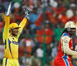 IPL 2013: Chennai Super Kings vs Royal Challengers Bangalore- Statistical highlights