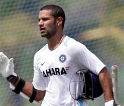 Shikhar Dhawan could `very soon` return to action